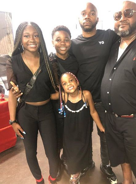 Jalyn Hall Family