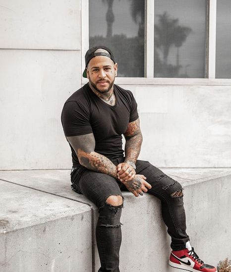 Tommy Vext Height